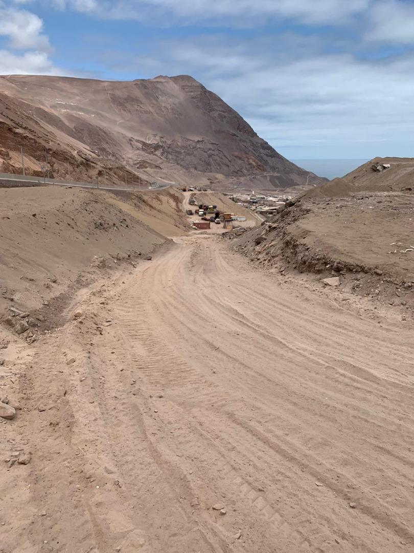 IMI presentará denuncia por daños y derrame de líquidos tóxicos en santuario natural de Cerro Dragón
