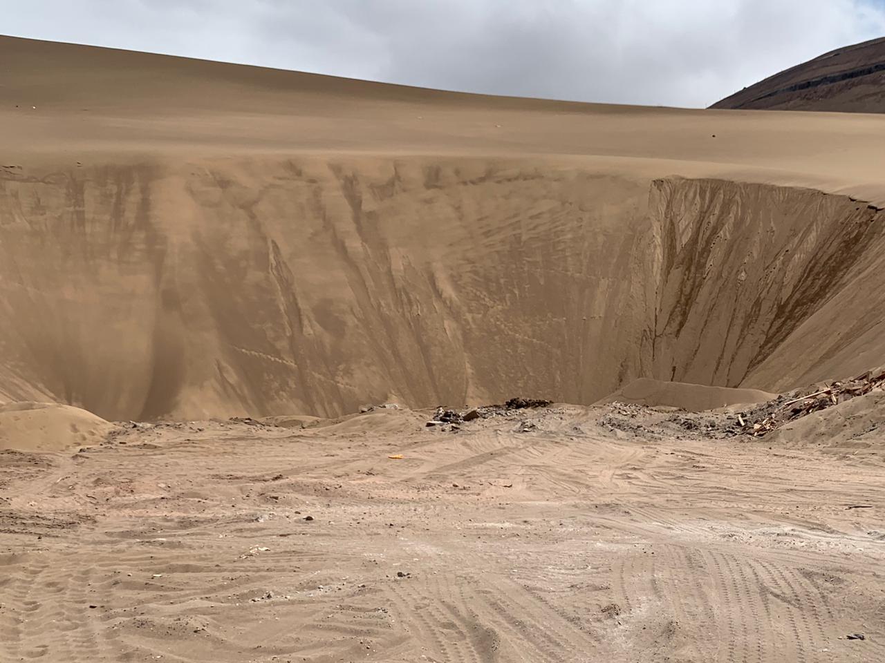 Juzgado de Garantía declara admisible querella de IMI por daños y contaminación en Santuario Natural de Cerro Dragón