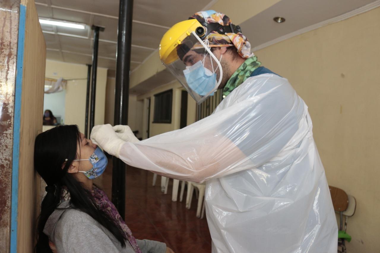 ¡ATENCIÓN IQUIQUE!: Salud Municipal habilita nuevo punto fijo de toma de exámenes PCR gratuitos
