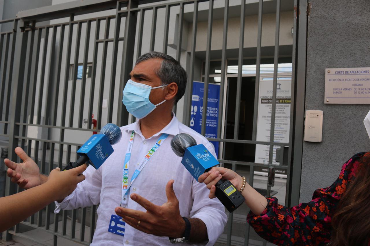 Corte de Apelaciones de Iquique acogió tramitación de Recurso de Protección interpuesto por alcalde Soria Macchiavello