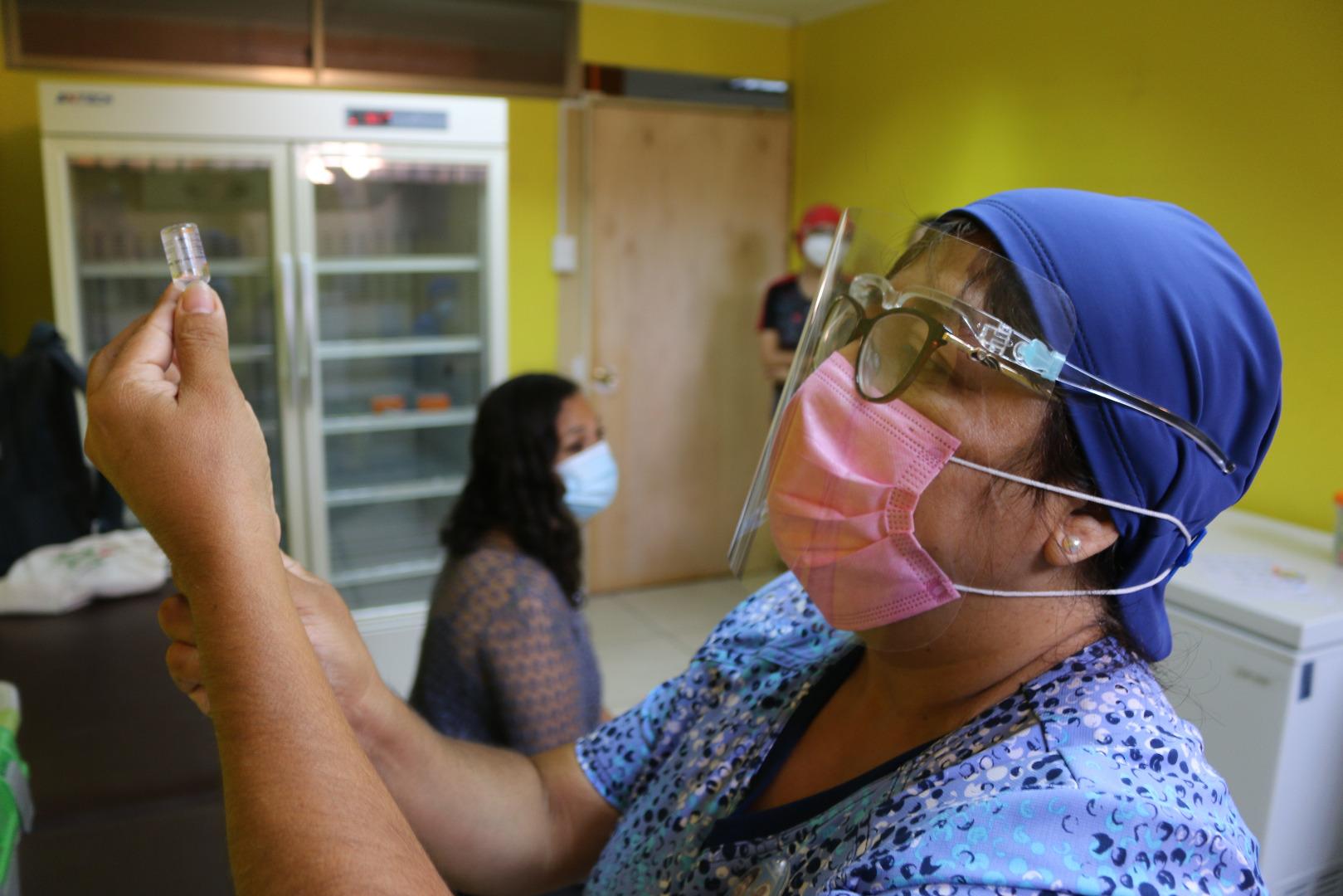 Salud Municipal de Iquique habilita atención a domicilio para postrados severos