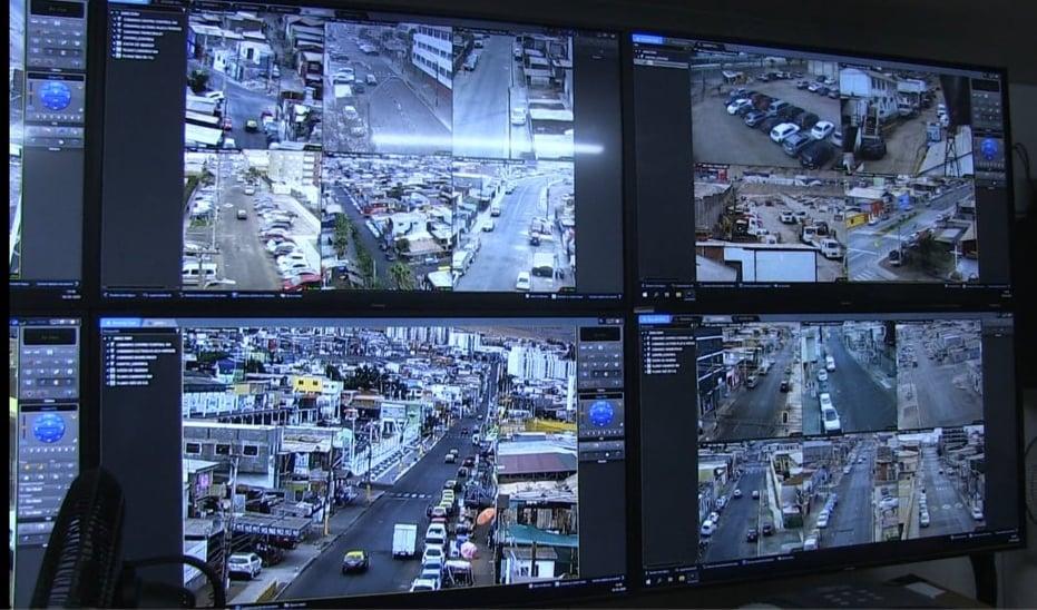 Centro de Alerta Municipal de Iquique colabora con la detención de más de 120 personas por diferentes presuntos delitos