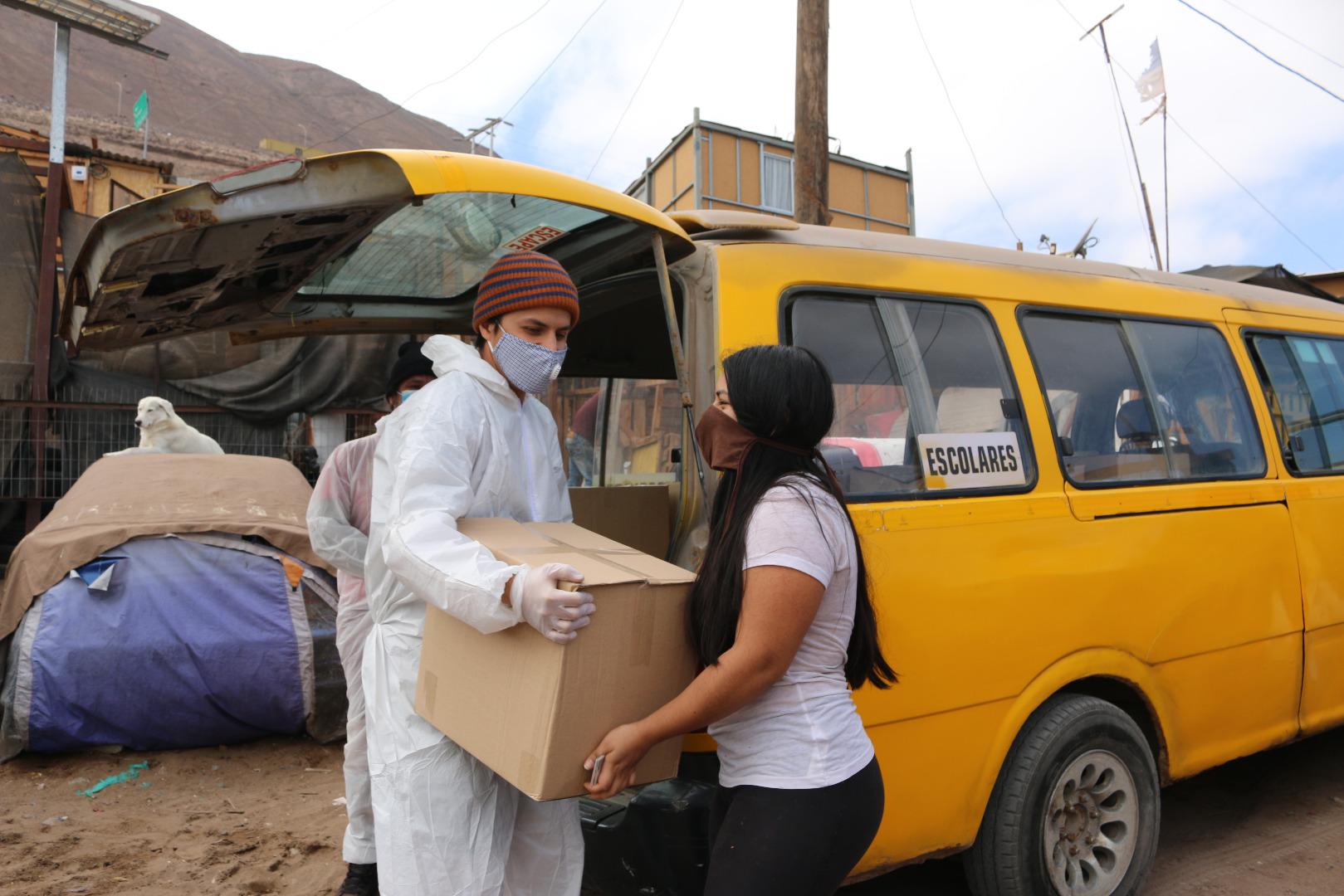 MUNICIPALIDAD DE IQUIQUE HA ENTREGADO 16.248 BENEFICIOS SOCIALES DURANTE 2021