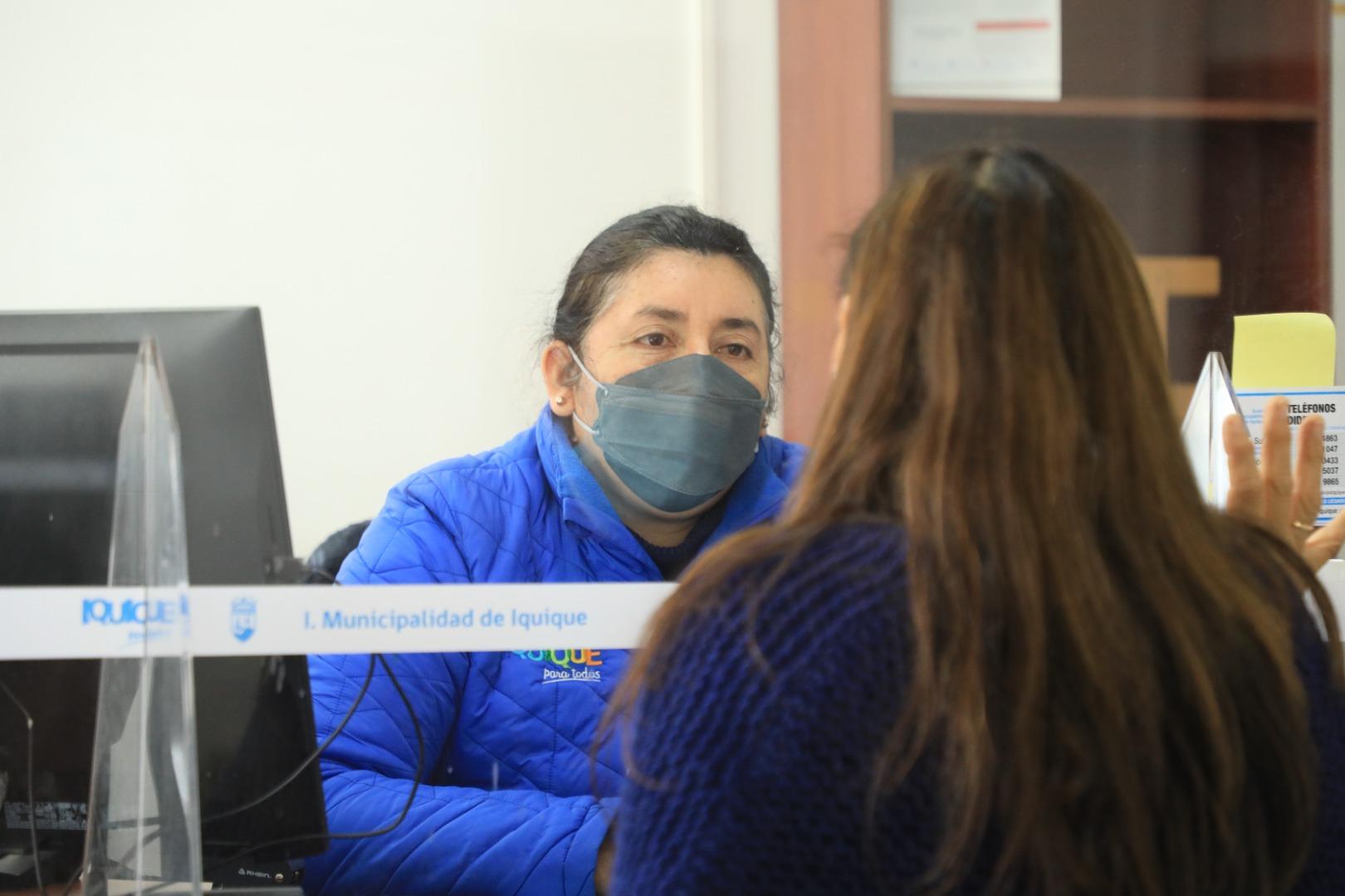 Municipalidad de Iquique llama a realizar trámite de renovación del Subsidio Único Familiar