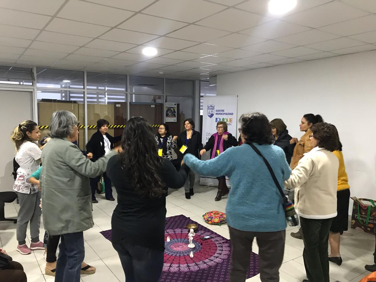 Actividades Oficina Municipal de la Mujer
