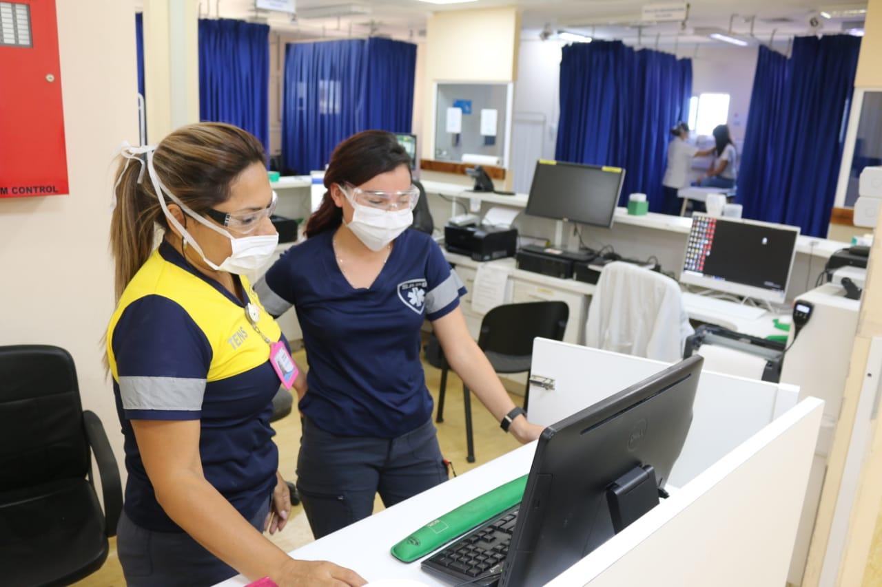 81% de la vacunación contra la influenza ha sido administrada por personal de la Salud Municipal.