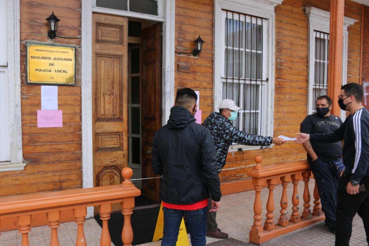 Segundo Juzgado de Policía Local de Iquique