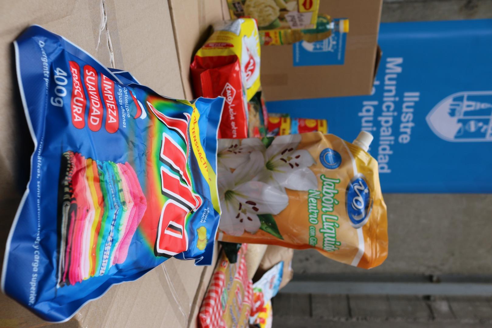 Alimentos especiales cajas IMI
